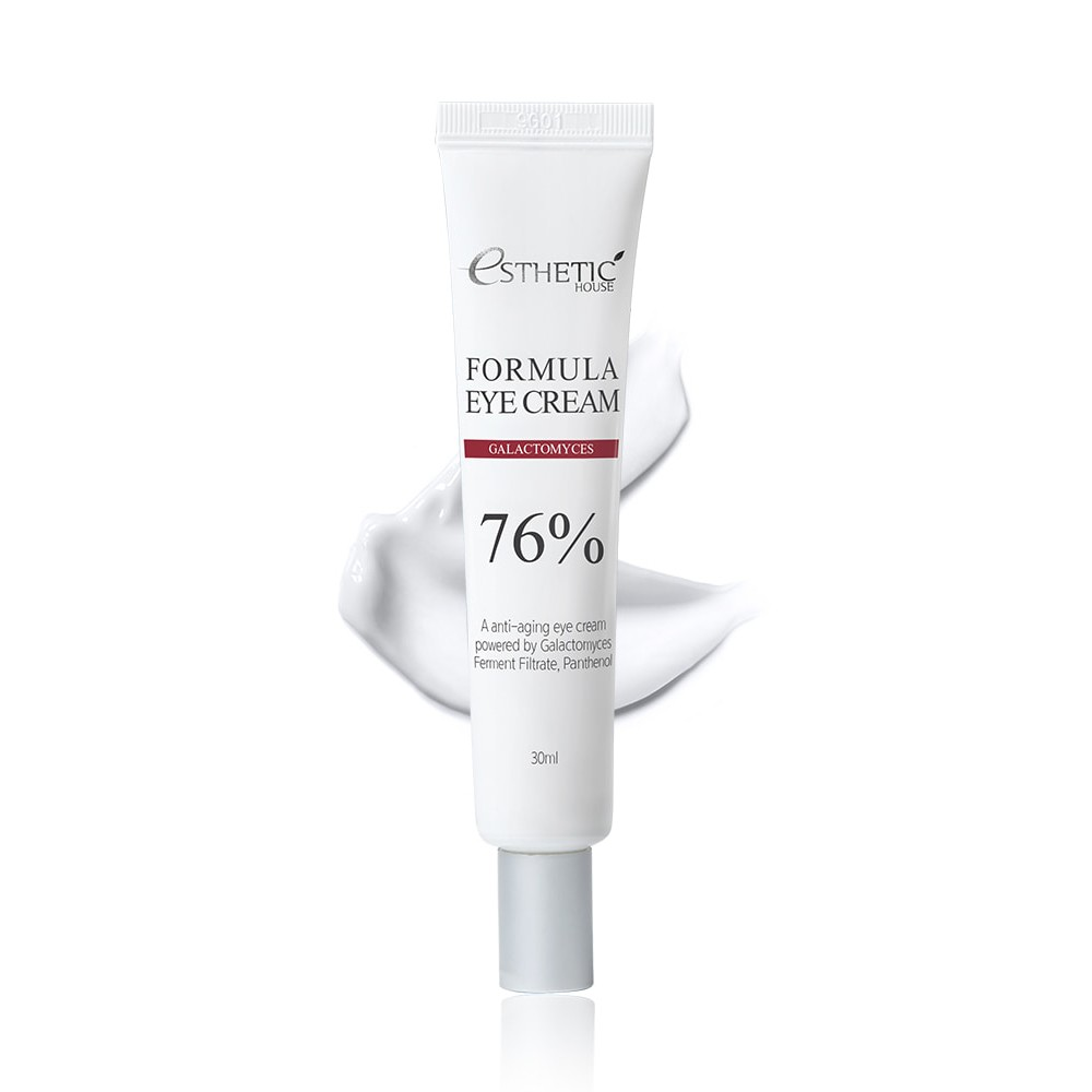 Крем для глаз с галактомиссисом Esthetic House Formula Eye Cream Galactomyces