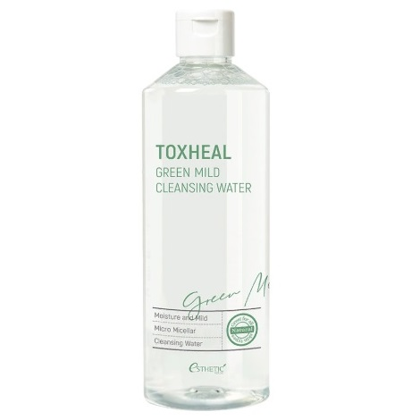 Esthetic House Toxheal Green Mild Cleansing Water1_kimmi.jpg