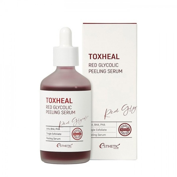 Esthetic House Toxheal Red Glycolic Peeling Serum.jpg